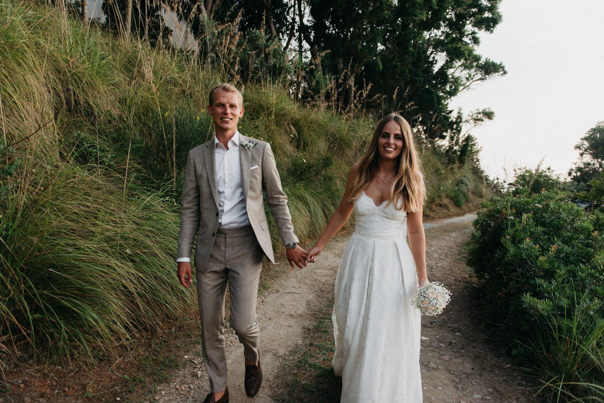 Hochzeit in Italien am Capo Vaticano