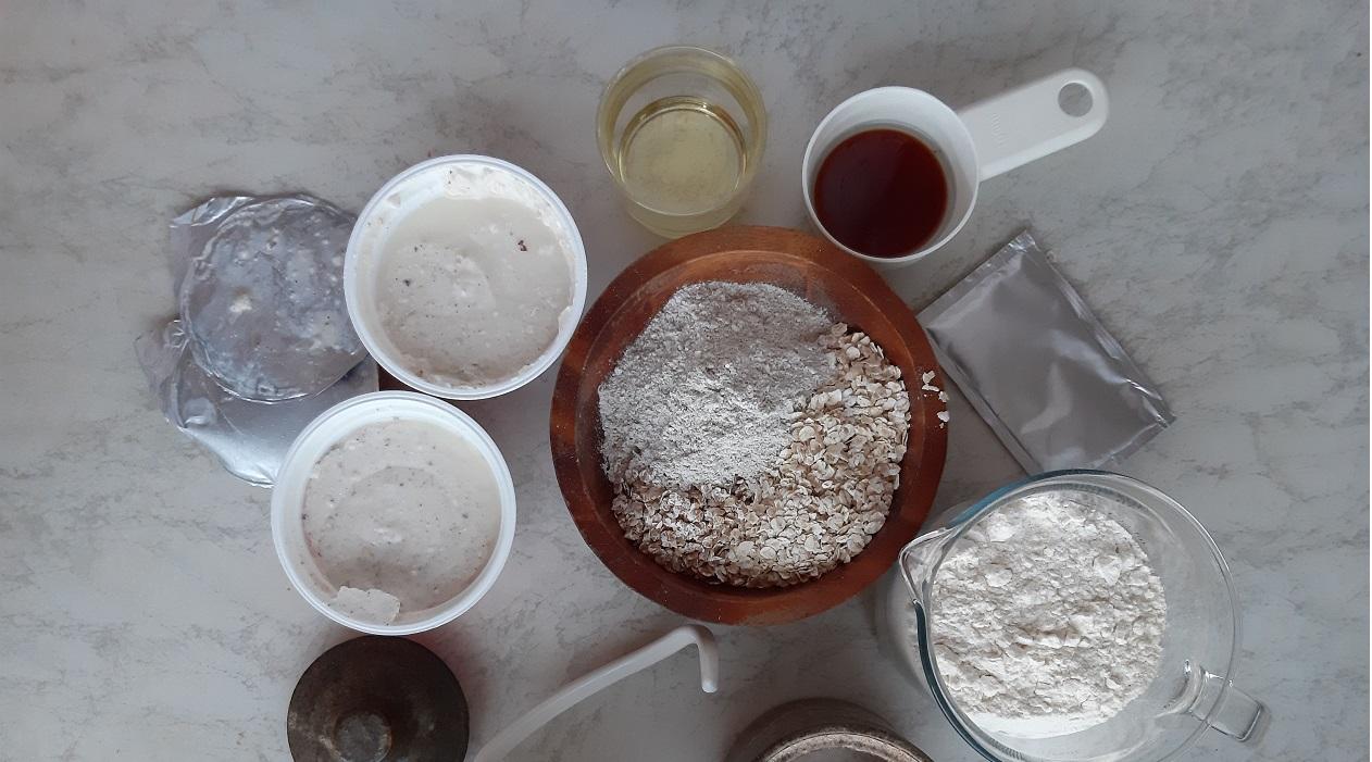 Kaviaarista arkeen. Ehkäise ruoka hävikkiä - hävikkivinkki jogurtille