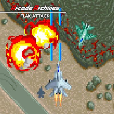 Flak Attack (MX5000)