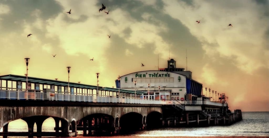 The pier in Bournemouth, England is the perfect place to find a long term relationship, find a date and search for a one night stand or hookup with Shagbook.com