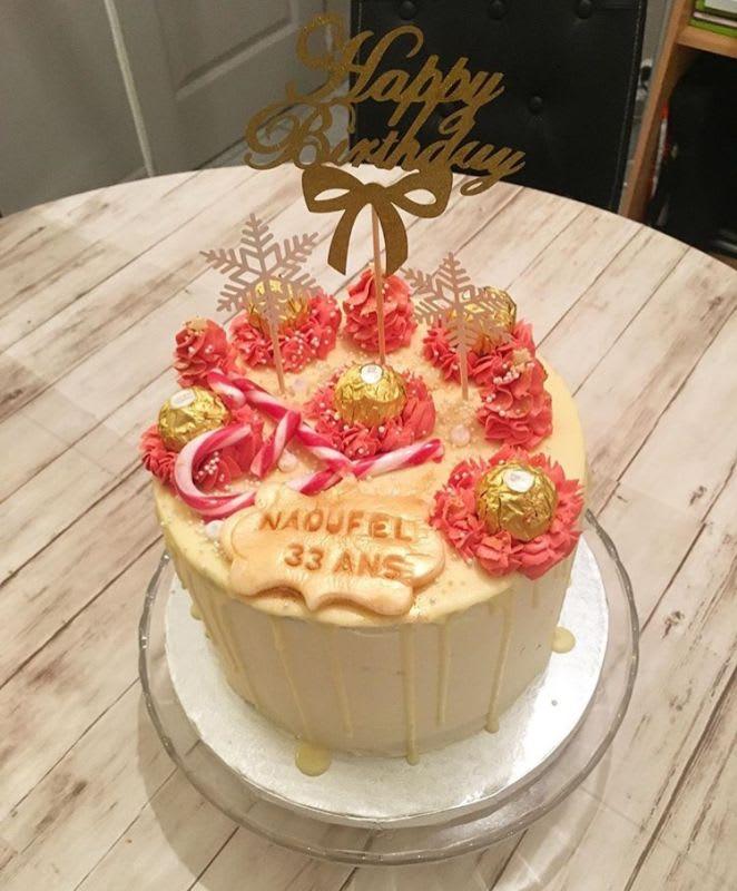gâteau anniversaire en ligne