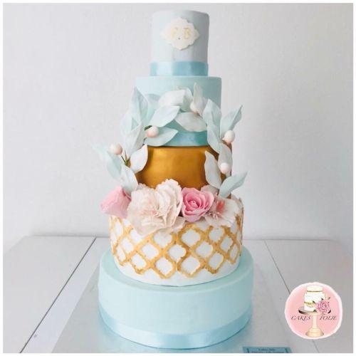 gâteau anniversaire paris licorne fortnite, un pâtissier cakedesigner Rovyia