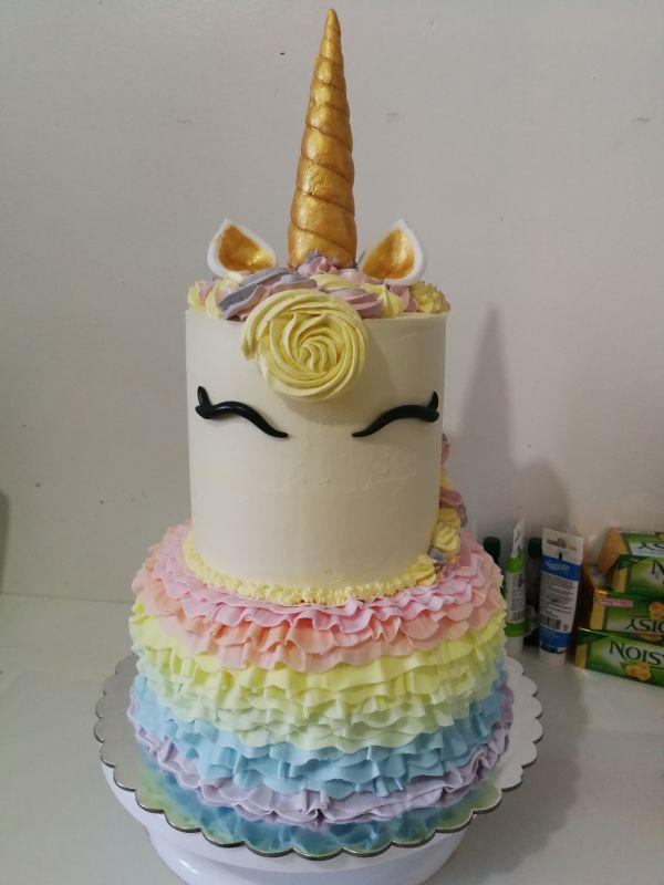 gâteau anniversaire paris licorne fortnite, un pâtissier cakedesigner Y6iaju