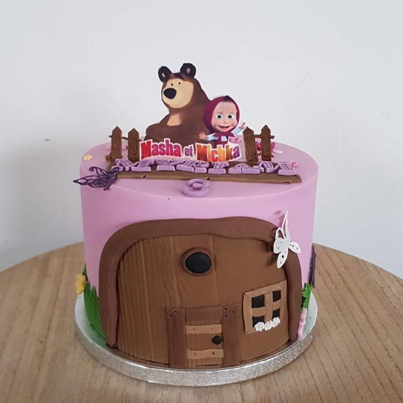 gâteau anniversaire paris licorne fortnite, un pâtissier cakedesigner To95ea