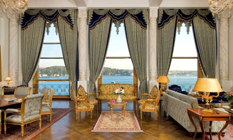 6 of the best hotels in Istanbul