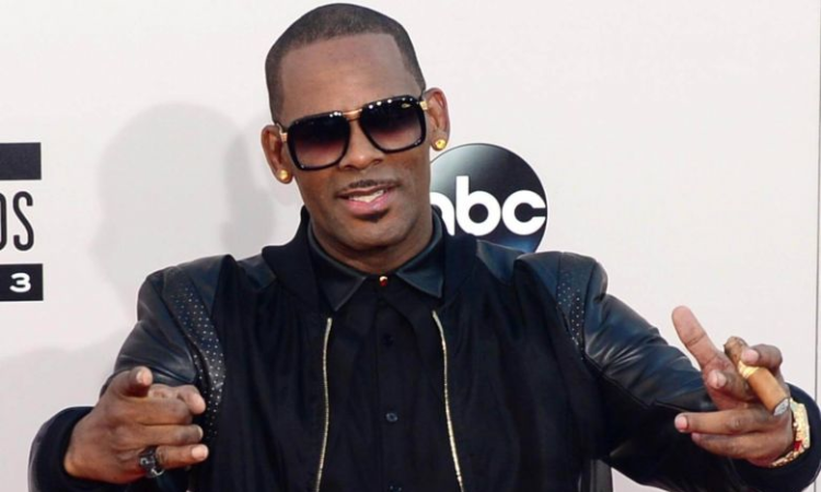 Singer R. Kelly sued for sexual battery, false imprisonment