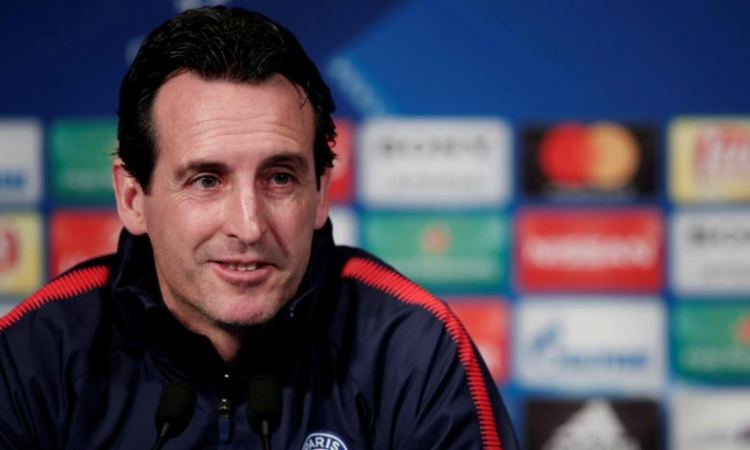 Football: Former PSG coach Unai Emery set to succeed Arsene Wenger as Arsenal boss, says BBC