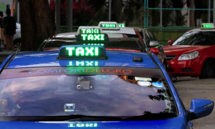 Taxis and private-hire cars can have inward-facing video cameras from June 22