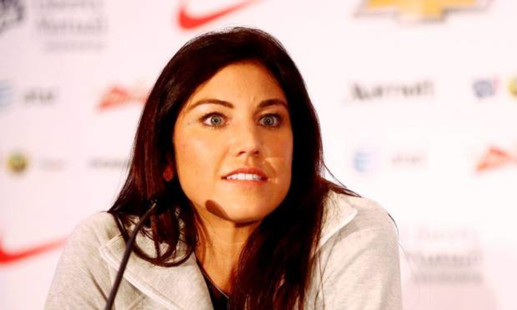 USA Women's World Cup-winning goalkeeper Hope Solo to act as pundit for RTE's World Cup coverage