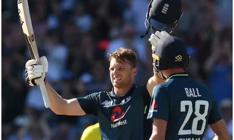 Jos Buttler Hundred Guides England To 5-0 Series Sweep Of Australia