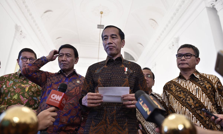 Indonesian Govt declares voting day 'public holiday'