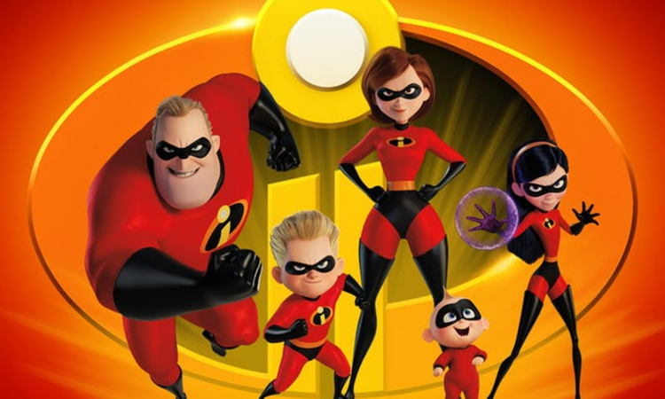 Incredibles 2 Passes the Original Film at Worldwide Box Office