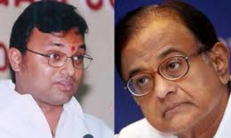 Chidambaram, Karti get arrest protection till 7 Aug