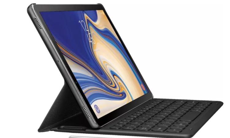Samsung planning white Galaxy Tab S4?