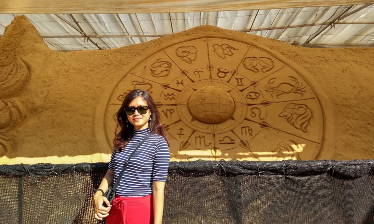 Stories on Sand: Sand Museum Mysore
