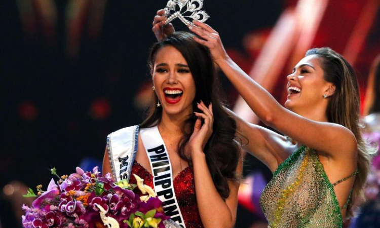 Philippines' Catriona Gray wins Miss Universe 2018