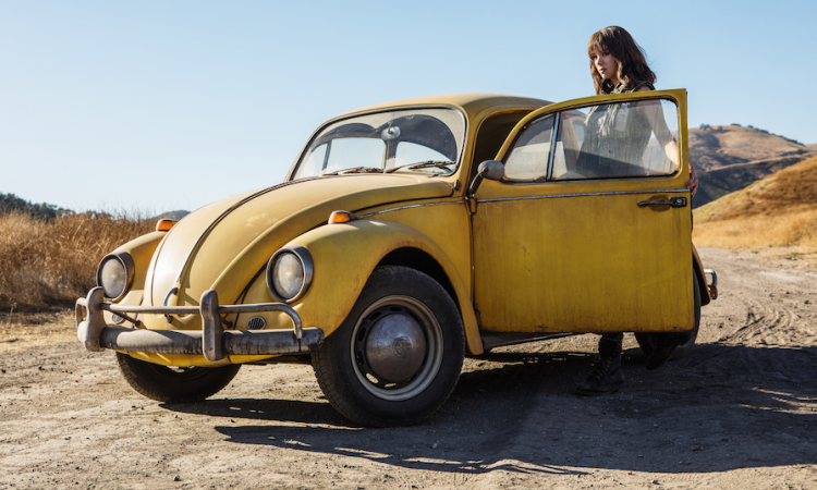 Bumblebee is proof that it is possible to become emotionally invested in a movie where giants robots punch each other in the face.