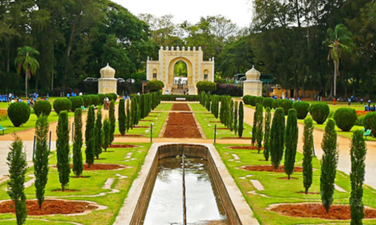 Tipu Sultan Summer Palace (Daria Daulat Bagh), Mysore