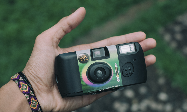 A Simple Use Tiny Little Plastic Camera that Brings Nostalgia