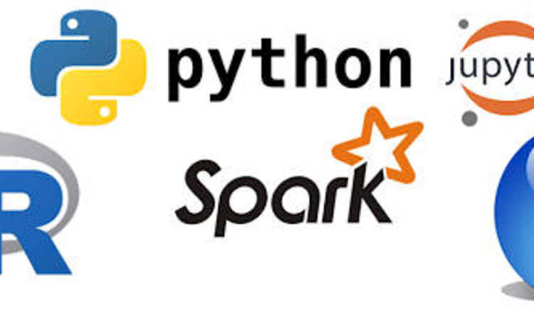 Installation guide for installing R, Python, PySpark