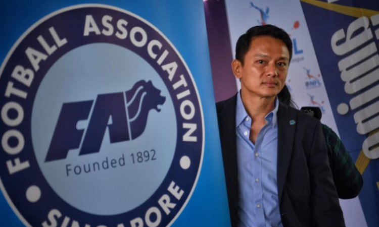 Football: Ex-FAS general secretary Winston Lee withdraws candidacy for AFC exco seat