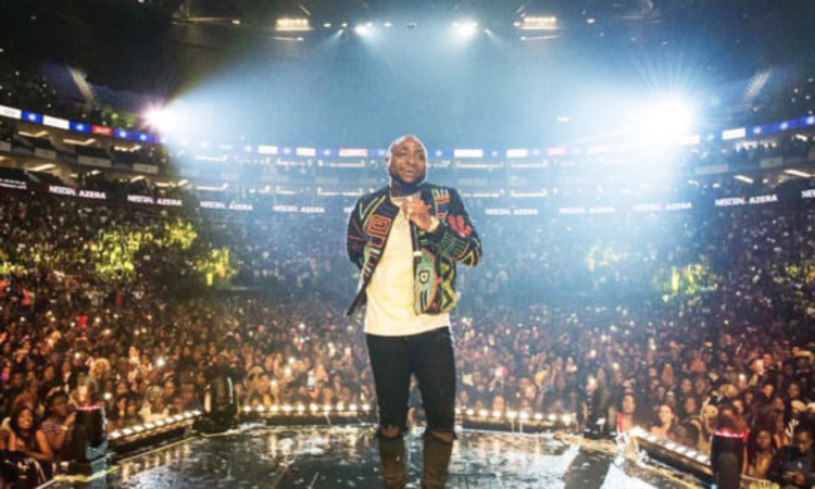 Davido Looks Back On His Historic Achievement