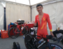 China wins first gold in men's para cycling