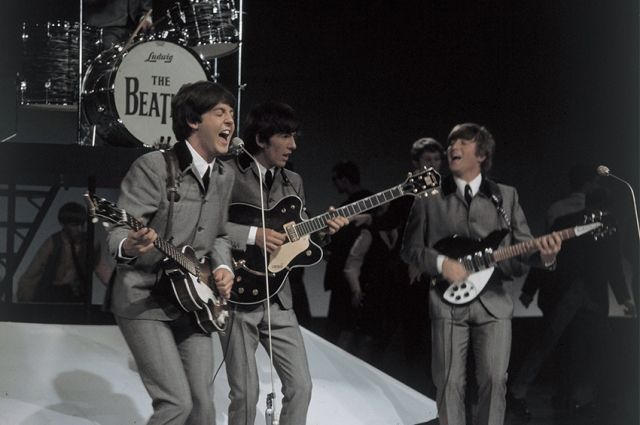 Рукопись песни The Beatles продали на аукционе за 910 тысяч долларов
