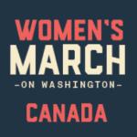 Women's March on Washington Canada