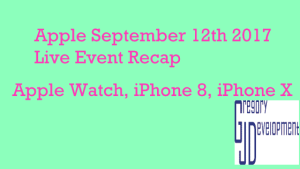 What You Need To Know From Apple's September 12th Event