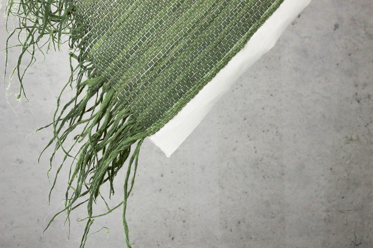 Textile plain weaved