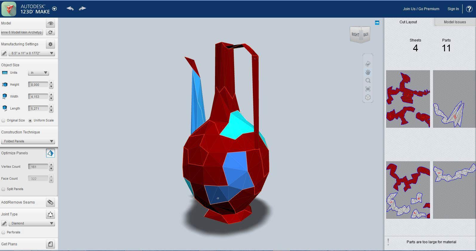 Autodesk modeling