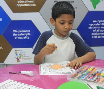 Art and Craft activities