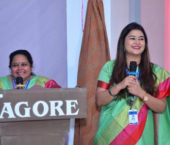 Teachers of Tagore