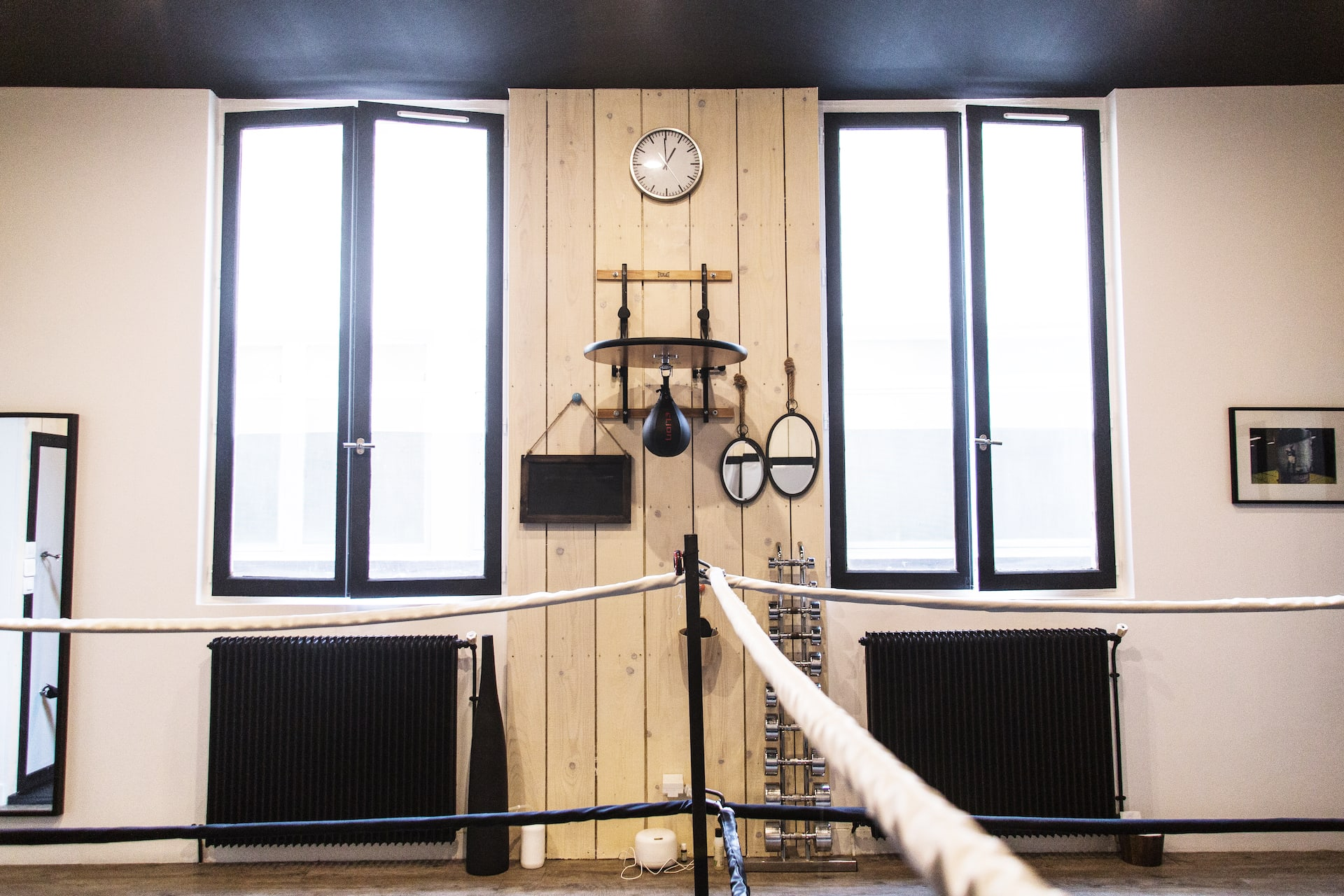 Salle de boxe Côté Ring Paris