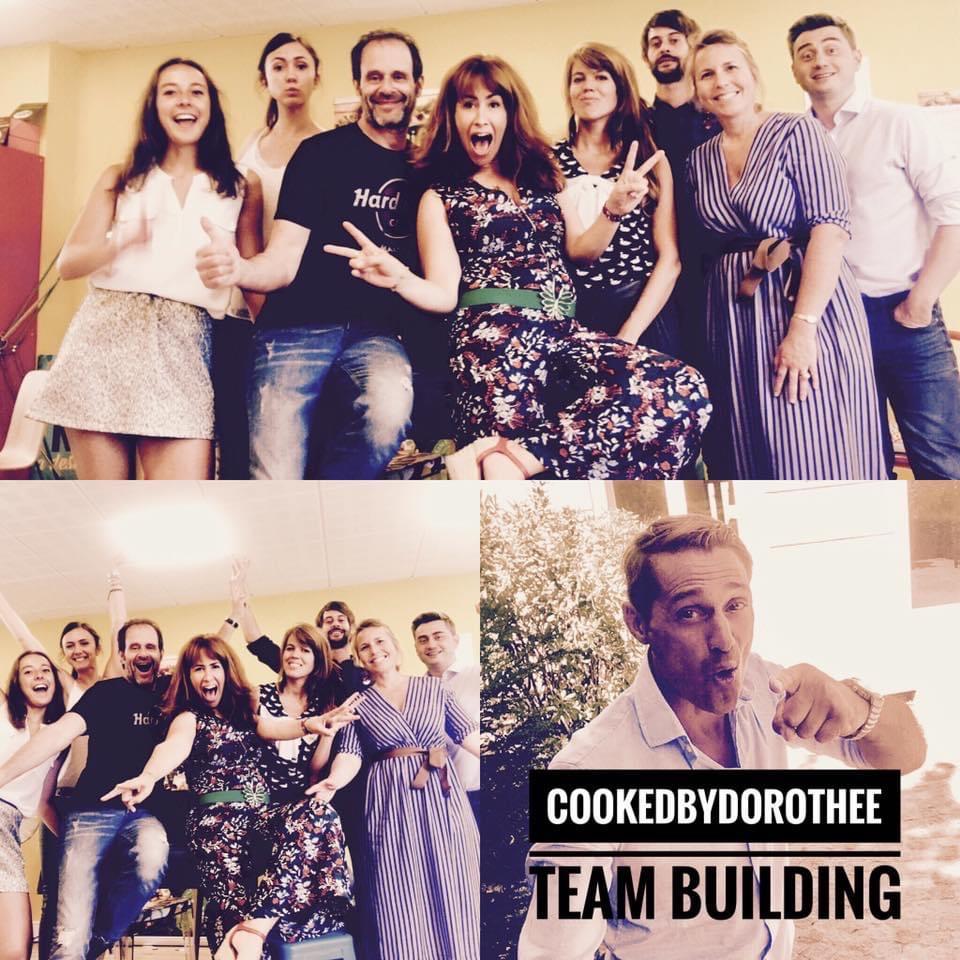 Team building chez Côté Ring