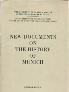New Documents on the History of Munich