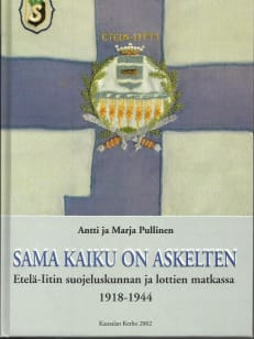 Sama kaiku on askelten