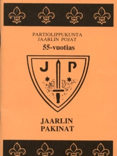Jaarlin pakinat