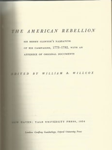 The American Rebellion