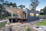 Striking design turns roof line on its head