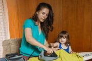 Women do majority of housework, even when men stay home