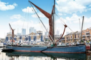 Houseboat used in Dunkirk film could be yours (high stress not included)