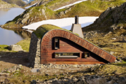 Seven of world's cutest cabins to escape daily grind