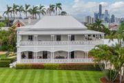 'Incomparable': One of Brisbane's oldest homes to sell