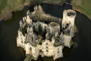 Crumbling chateau has almost 10,000 owners, but nobody lives there