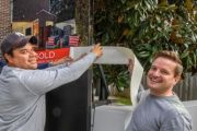 Properties 'still selling well' at auction despite cooling Sydney market