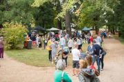 Why farmers' markets are the highlight of country life