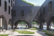 This high-end hotel in New York has got us obsessing over archways