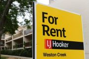 Canberra unit rental supply drops by more than 30 per cent